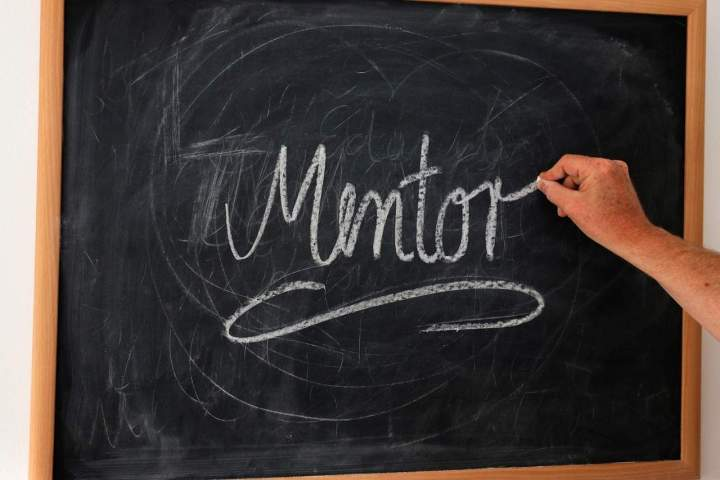 Mentoring or the art of giving advice to work