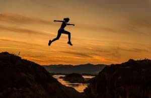 ריצה - פעילות אירובית