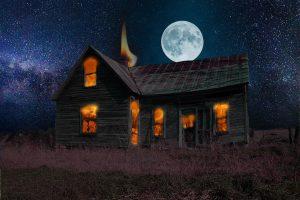 בית עולה באש