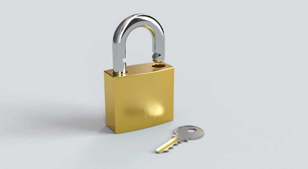 מפתחת ומנעול