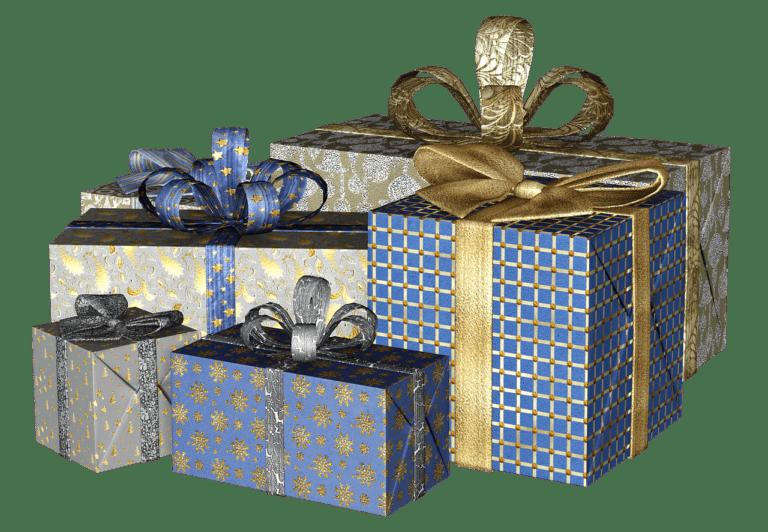 חמישה מתנות