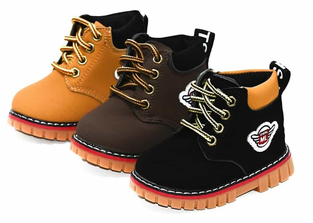 סוגים שונים של נעל