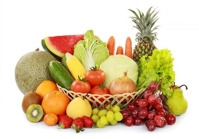 כמות סוכר בפירות